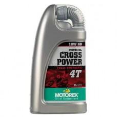 MOTOREX CROSS POWER 4T 10W/60 1L