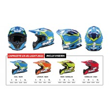 CAPACETE IMS UX-81 LIGHT 2021